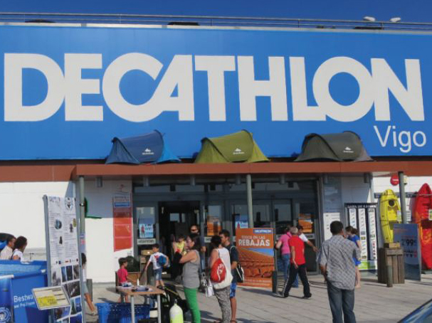 Decathlon web