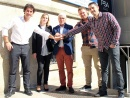 VIDE asina dúas renovacións de patrocinio e dá entrada a Telepizza e Unidental no panel de empresas que están a prol do deporte