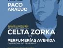 Un faladoiro coloquio previo ao Celta-Avenida, outra aportación do Concello ao Memorial Paco Araújo