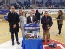 O número 42.342, premiado coa viaxe a Marrocos, Ceuta e Andalucía tralo sorteo de VIDE e Zonda de apoio ao deporte vigués