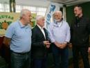 Manel Fernández apoiou a presentación do Trofeo Aister que se disputa na Ría de Vigo esta fin de semana