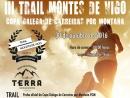 O Concello apoia o III Trail Montes de Vigo, que percorrerá en outubro Coruxo, Oia, Saiáns e Valadares